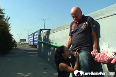 Amatőr nyilvános szex és pornó